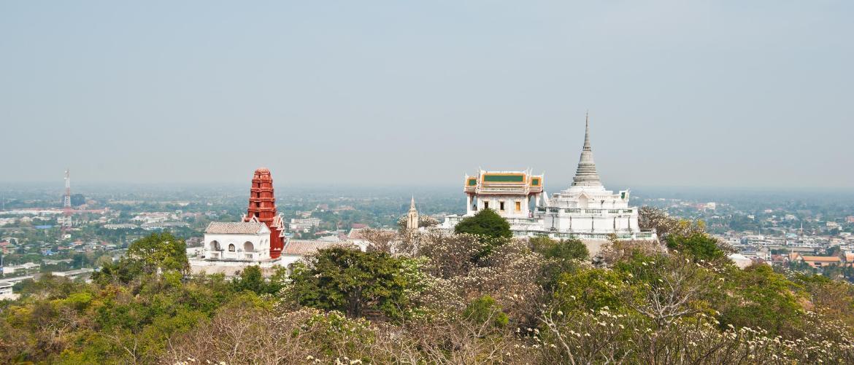 สถานที่น่าสนใจใน เพชรบุรี