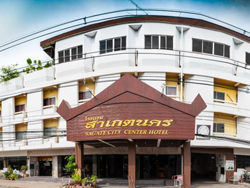 sagate city center hotel