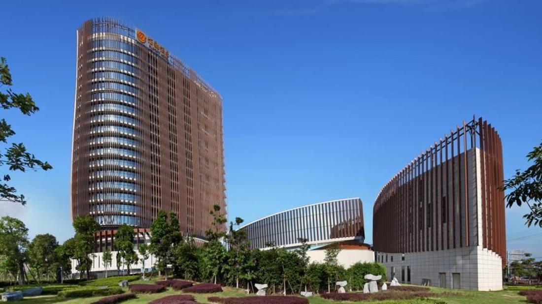 漳州五星级酒店:漳州佰翔圆山酒店·温泉花园;漳州明发温德姆至尊豪廷