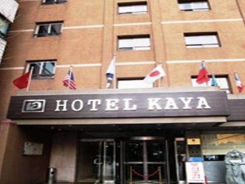 South Korea-가야 호텔 (Kaya Hotel)