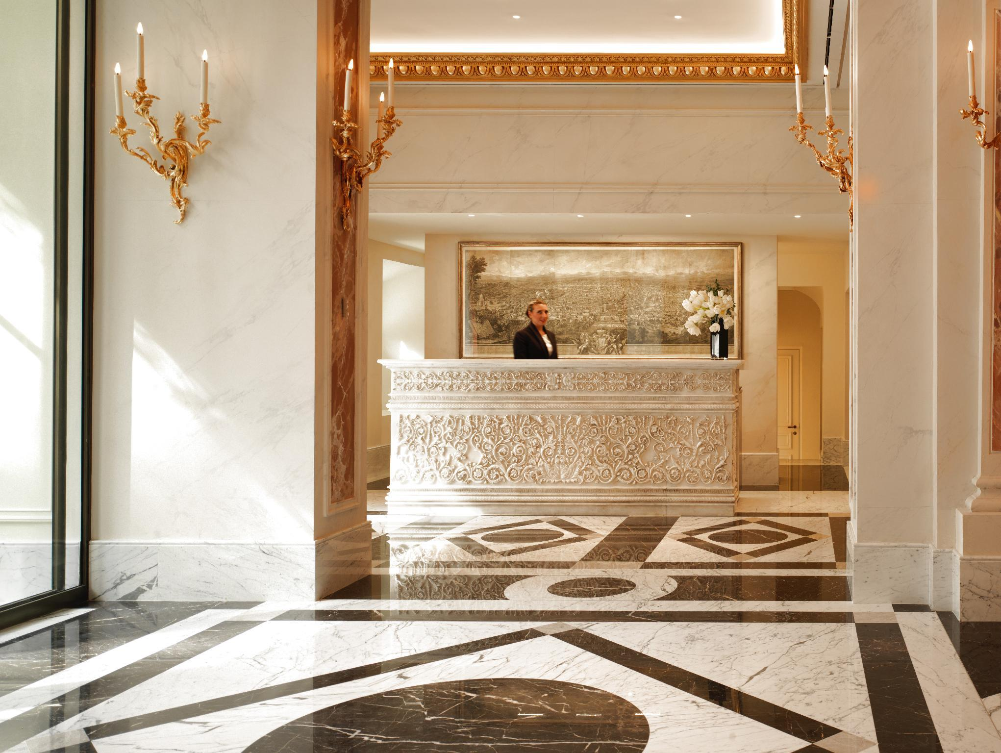 Hotel Eden – Dorchester Collection – Rome 4