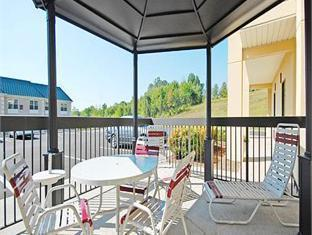 Comfort Suites Knoxville Knoxville (TN) - Balcony/Terrace