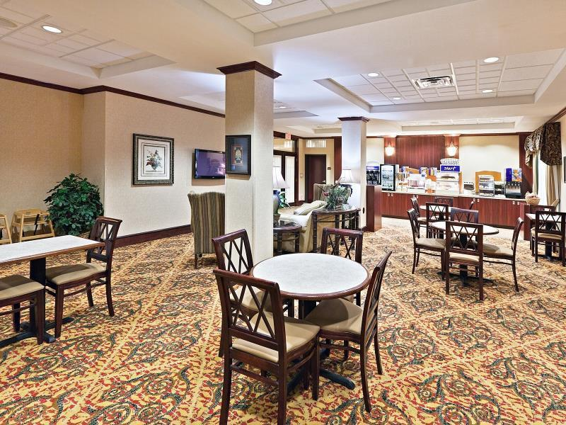 Holiday Inn Express Big Spring - Big Spring, TX 79720