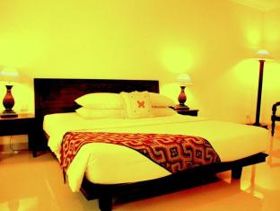 The Benoa Beach Front Villas Bali - Inne i hotellet