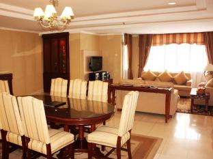 Travellers Suites Serviced Apartments Medan - Habitació suite