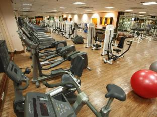 Cebu City Marriott Hotel grad Cebu  - Dvorana za fitness