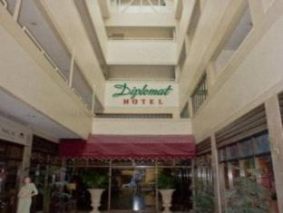 Diplomat Hotel Cebu City - Hotellet indefra