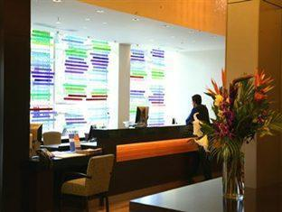 Century Plaza Hotel And Spa Vancouver (BC) - Reception