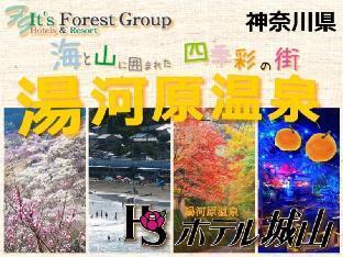 城山森林度假酒店 image