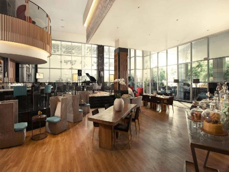 Pan Pacific Orchard Hotel Singapore photo 3