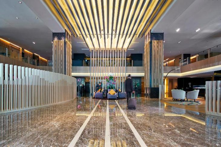 Pan Pacific Orchard Hotel Singapore photo 1