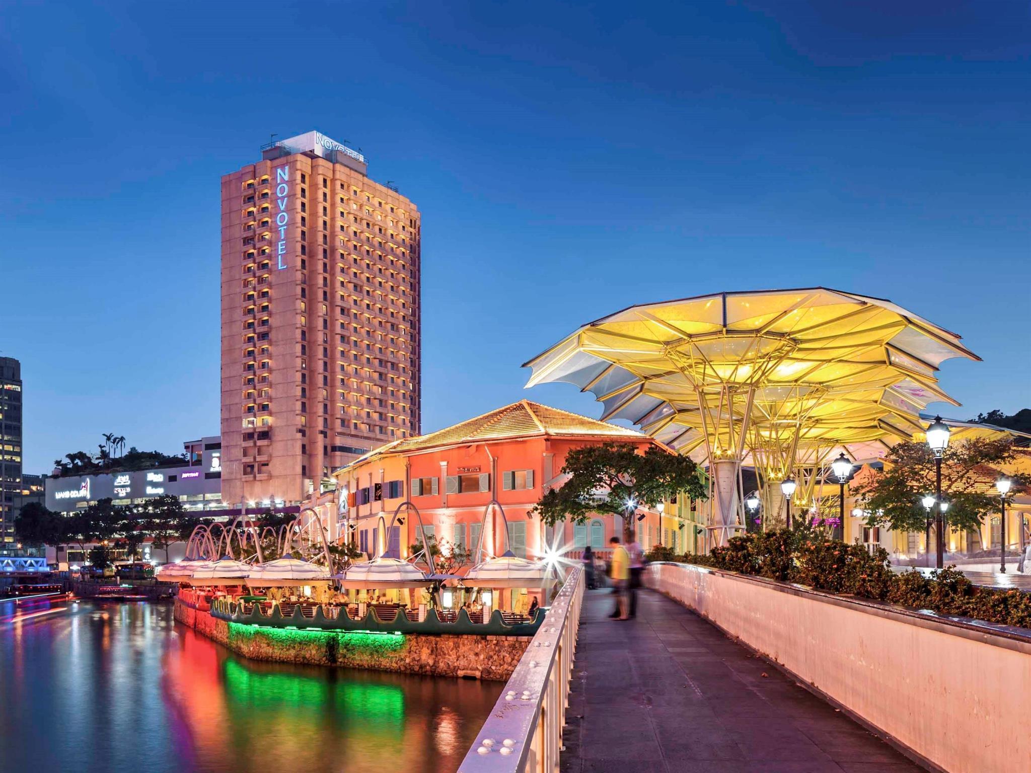 シンガポール ノボテル