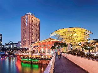 ノボテル クラーク キー シンガポール ホテル1