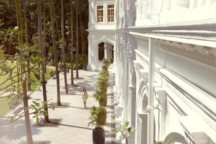 Raffles Hotel Singapore photo 2