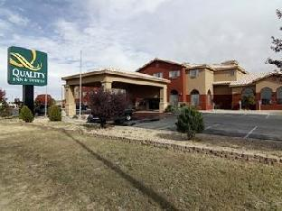 Quality Suites Hotel in ➦ Hobbs (NM) ➦ accepts PayPal