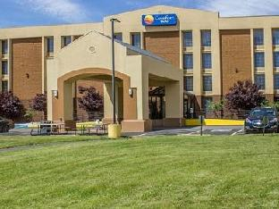 Comfort Inn Hotel in ➦ Wethersfield (CT) ➦ accepts PayPal