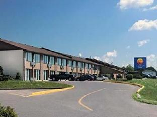 Comfort Inn Hotel in ➦ Belleville (ON) ➦ accepts PayPal