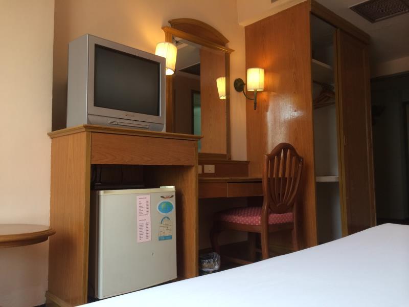โรงแรมบางกอก ซิตี้ อินน์