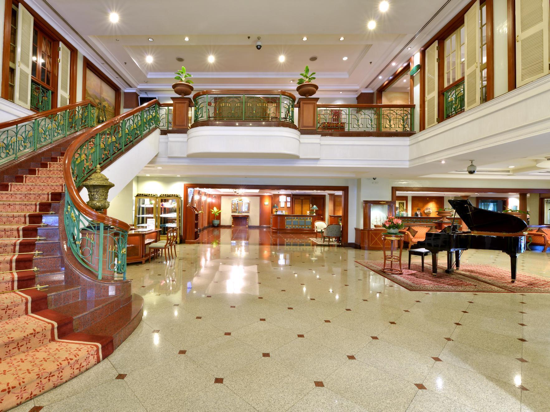 โรงแรมเอเวอร์กรีน ลอเรล สาธร กรุงเทพ