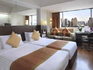 グランド メルキュール パーク アベニュー ホテル Marvel Hotel Bangkok