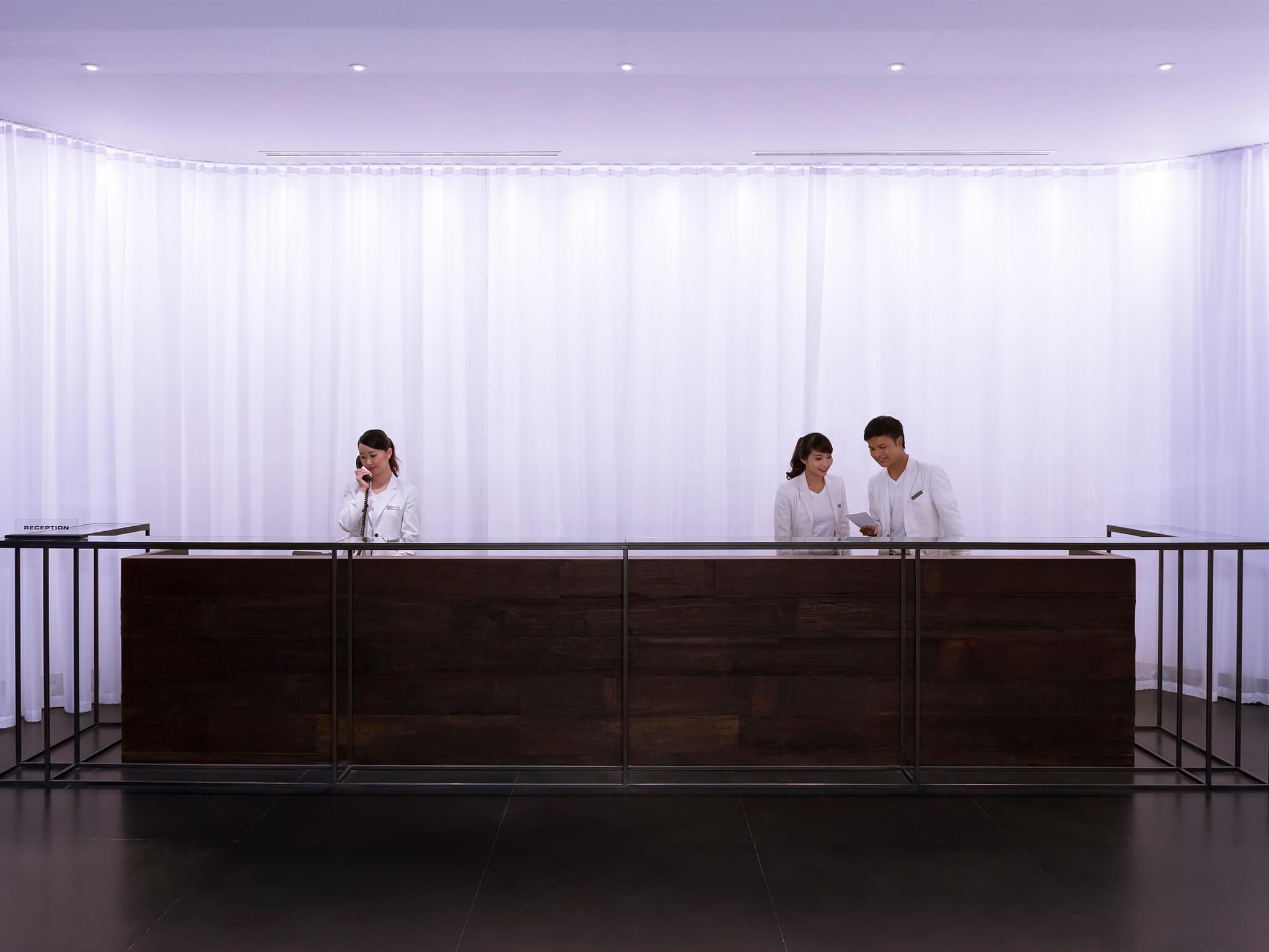 โรงแรมพูลแมน จี กรุงเทพ
