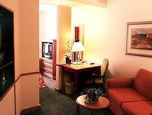 Fairfield Inn And Suites By Marriott Boone Hotel Boone (NC) - Suite Room