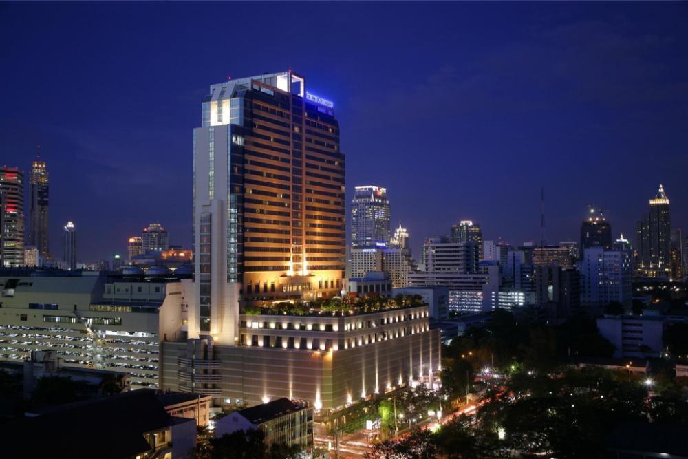 Pathumwan Princess Hotel (SHA - certified)