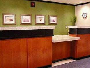 Fairfield Inn And Suites Wausau Hotel Schofield (WI) - Reception