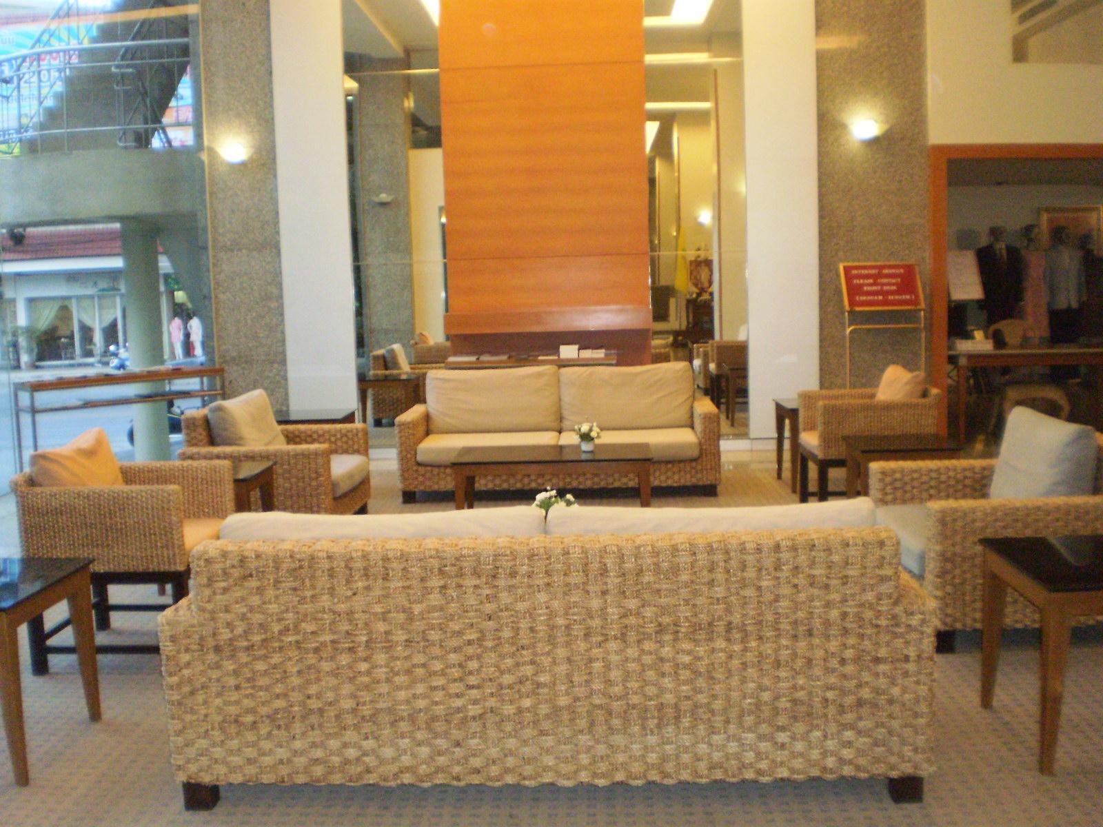 โรงแรมลานนา พาเลซ 2004