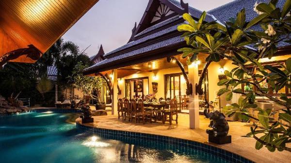 泰国甲米赛芳别墅(Villa Saifon) 泰国旅游 第3张