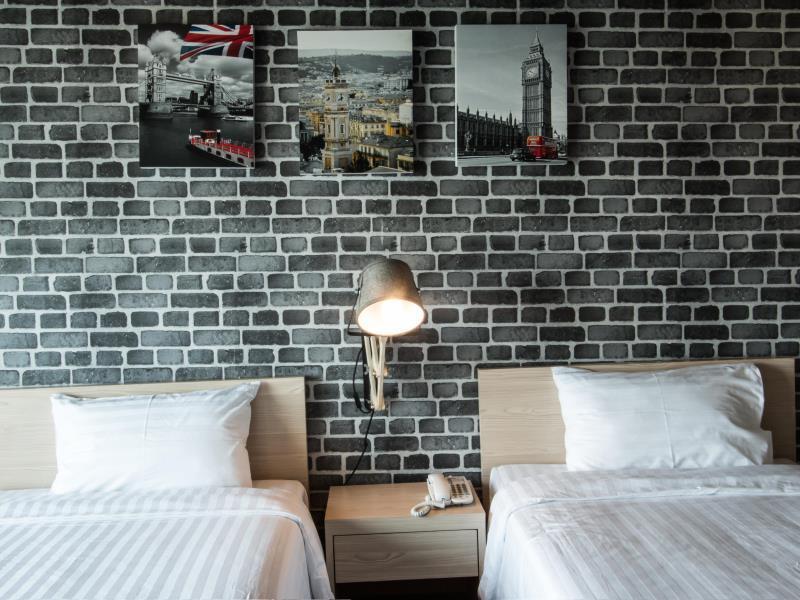 Get Zleep高级平价酒店,เก็ท สลีพ พรีเมี่ยม บัดเจ็ท โฮเต็ล