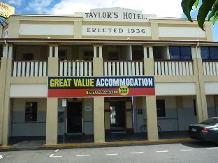 Taylors Hotel, Mackay, Australien