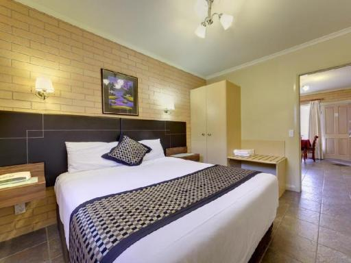 Comfort Inn and Suites Georgian hotel accepts paypal in Albury