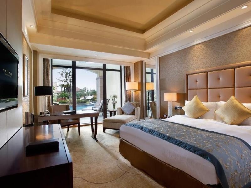 Luxury King Room With Pool Terrace