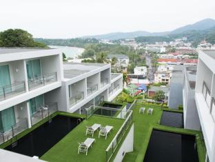 Sugar Palm Grand Hillside Hotel Phuket - Ümbrus