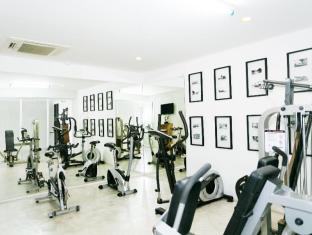 Sugar Palm Grand Hillside Hotel Phuket - Fitnessrum