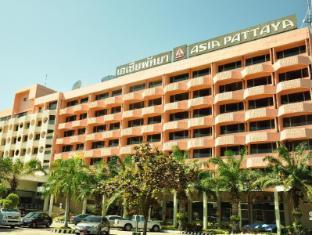 Asia Pattaya Beach Hotel Pattaya - Exterior