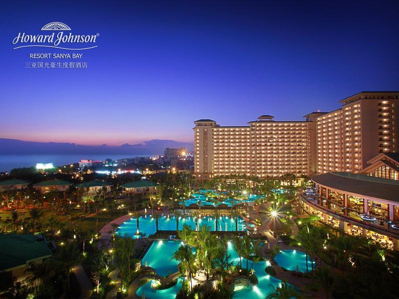 Howard Johnson Resort Sanya Bay1