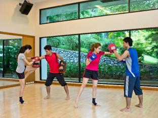 Royal Cliff Beach Hotel by Royal Cliff Hotels Group Pattaya - Thai Boxing Training