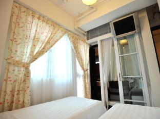 Bridal Tea House Hung Hom Winslow Hotel Hong Kong - Hotellihuone