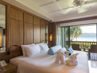 Katathani Phuket Beach Resort Пхукет - Вітальня