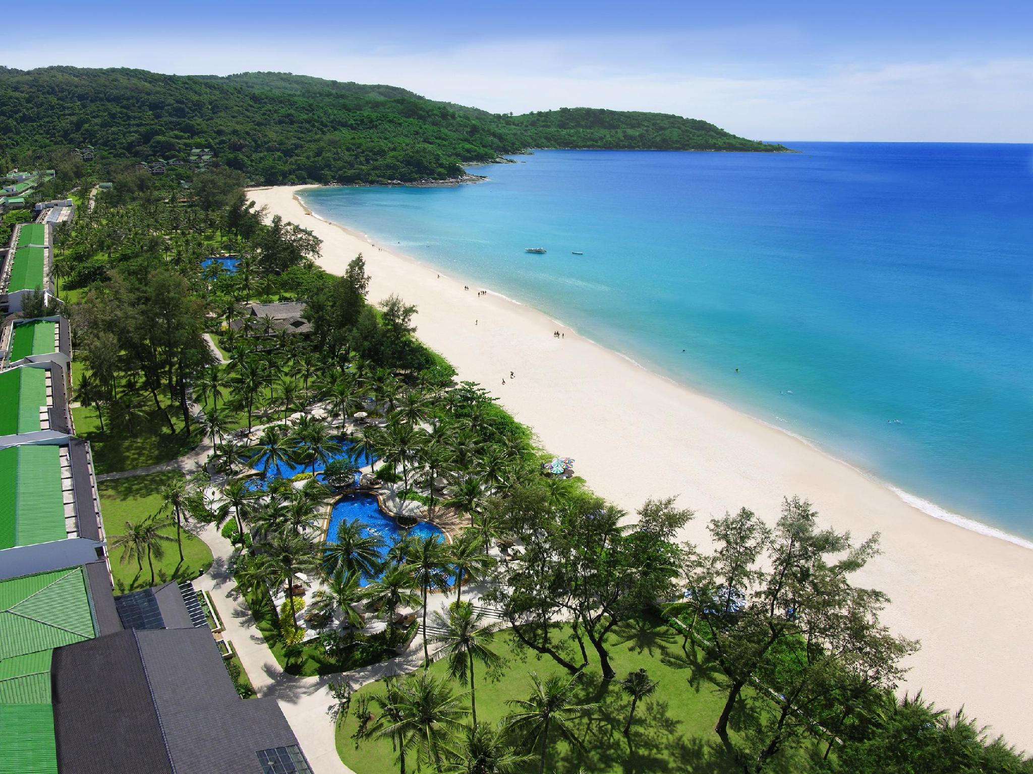 Katathani Phuket Beach Resort0