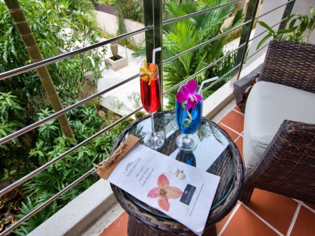 เอเลเมนต์ บูทิก รีสอร์ต แอนด์ สปา ไฮด์อะเวย์ เกาะสมุย (Elements Boutique Resort & Spa Hideaway Koh Samui)