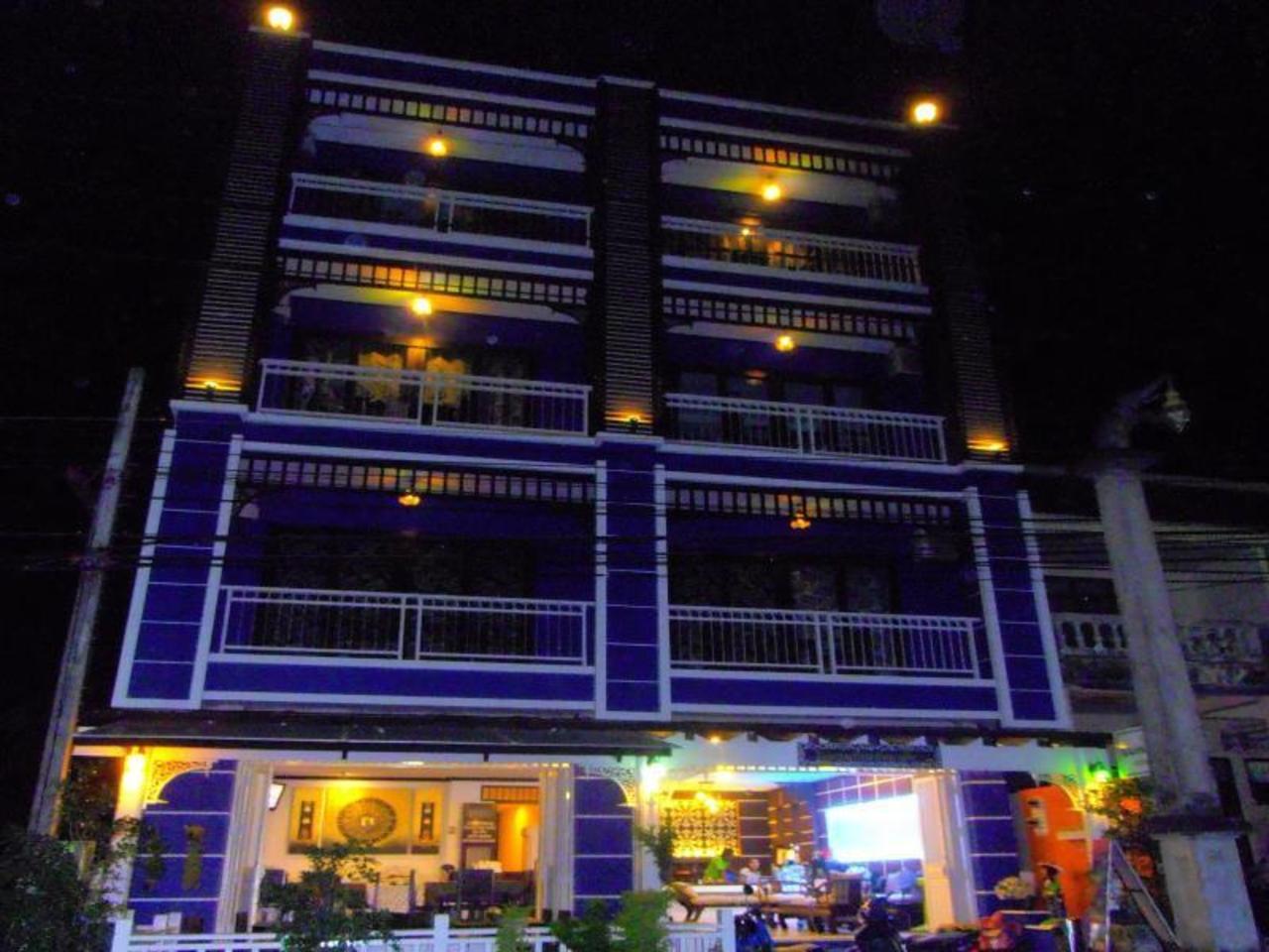 โรงแรมบ้านอันดามัน เบด แอนด์ เบรคฟาสต์ (Baan Andaman Bed & Breakfast Hotel)