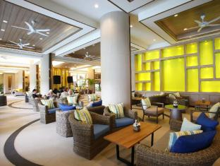 Patong Merlin Hotel Phuket - Empfangshalle