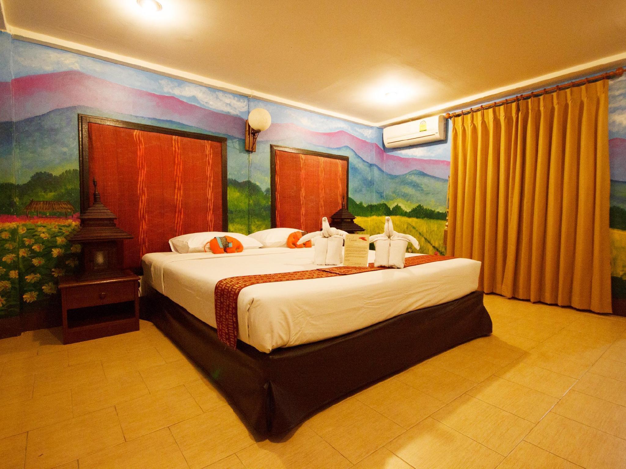 โรงแรมพาราซอล โอลด์ทาวน์ เชียงใหม่ บาย คอมพาส ฮอสปิทาลิตี้