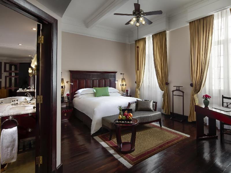 Historical Wing - Grand Luxury Twin Room (3 Adults)