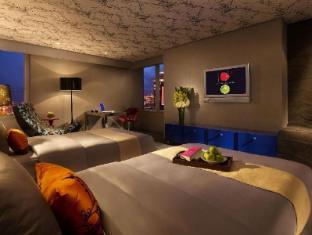 Waldo Hotel Makau - Kamar Tidur