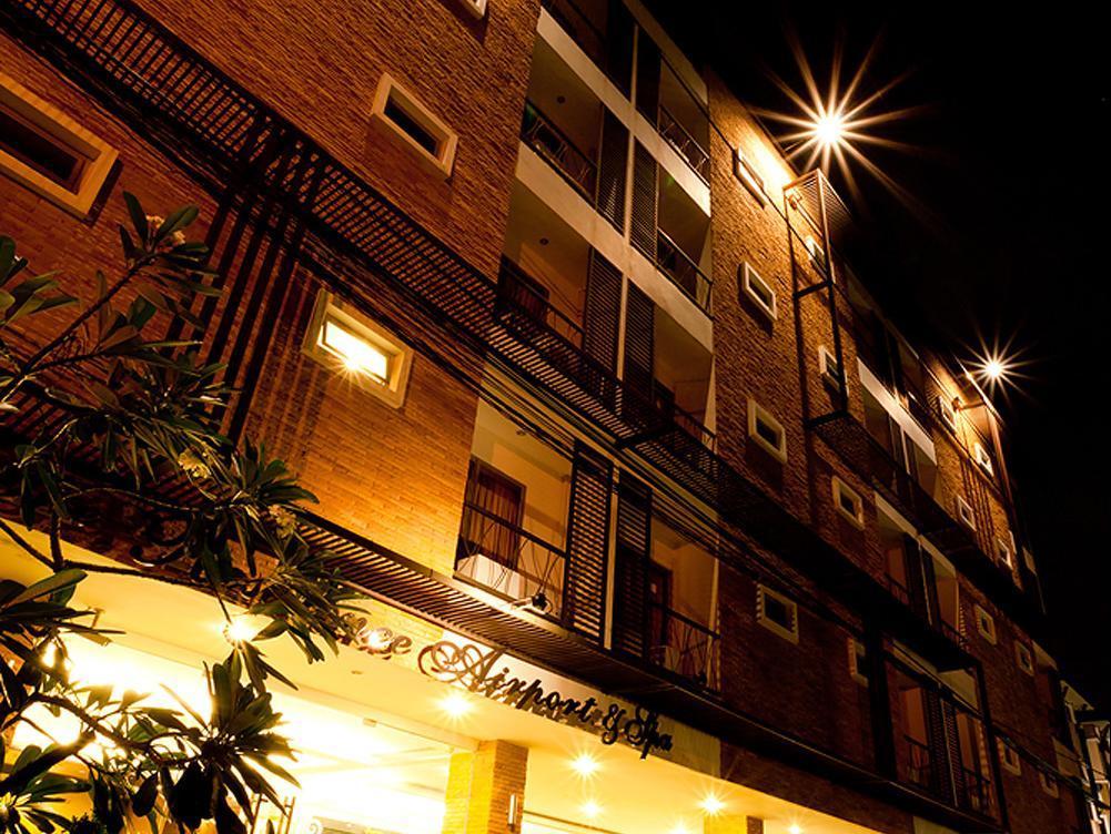 โรงแรม เดอะ เรสซิเดนซ์ แอร์พอร์ต แอนด์ สปา
