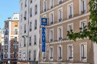 Get Coupons Comfort Hotel Lamarck Paris 18